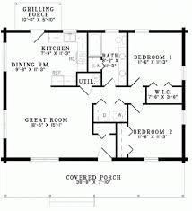 two bedroom cottage plans collection two bedroom cottage house plans photos home
