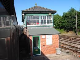 signal shed miscellaneous signal boxes railway stations uk