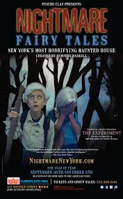 new york city halloween attractions haunted house superradnow