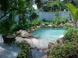 Backyard Beach Design  Ideas About Backyard Beach On Pinterest - Tiki backyard designs