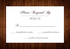 wedding rsvps wedding rsvp wording formal and casual wording you will
