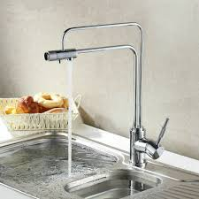 awesome kitchen faucet with built in water filter contemporary