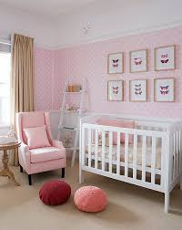 babyzimmer rosa grau chestha dekor rosa babyzimmer