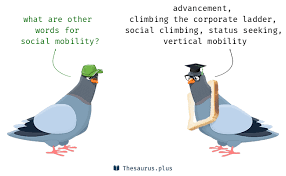 Seeking Meaning Terms Social Mobility And Status Seeking Similar Meaning