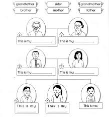 best 25 family worksheet ideas on pinterest english time