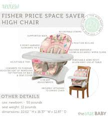 fisher price space saver high chair review u2022 the wise baby