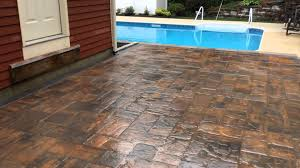 How To Build A Patio With Pavers by How To Install A Nicolock Paver Patio The Right Way A Must