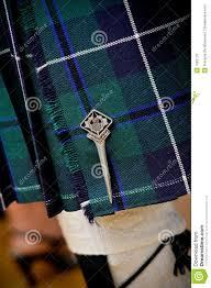 traditional scottish kilt stock photo image 7862770