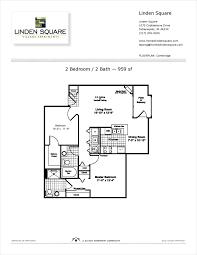 cambridge 2 bedroom apartments cambridge 2 bedroom floor plan linden square village apartments
