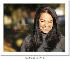 hair color for hispanic women over 40 free art print of portrait of a mature columbian woman smiling at