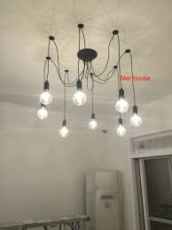aliexpress com buy spider light ceiling suspended ceiling light