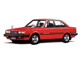 toyota carina toyota carina gt t 4 door sedan ta63 u002710 1982 u201305 1983