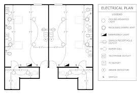 electrical floor plan drawing patient room electrical plan parra electric inc electrical