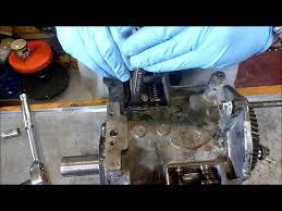 rebuilding an onan b43g part 8 valve installation youtube