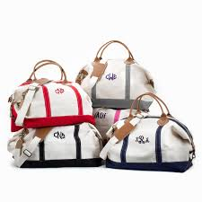 nautical bags weekender bags