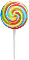 halloween swirl lollipops rainbow swirl lollipop clip art image clipartix