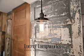 Glass Pendant Lights For Kitchen by Home Design Industrial Glass Pendant Lighting Banquette Garage