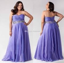 2015 lavender plus size formal dresses a line sweetheart