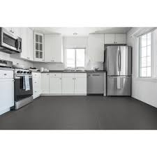 kitchen cabinets with gray floors rust oleum home 1 qt charcoal gray interior floor base coating
