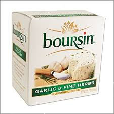 boursin cuisine boursin cheese with garlic and herbs gournay cheese 5 2oz