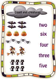 printable halloween sheets exercises for kids english worksheet kindergarten alphabet a z