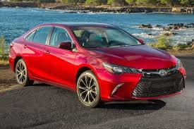 toyota se review 2017 toyota camry se sedan review ratings edmunds