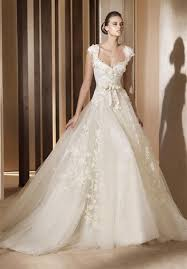 wedding dress elie saab price elie saab for pronovias floral applique and tulle gown so pretty
