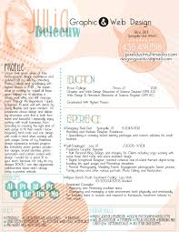 Resume Examples Design Web And Graphic Designer Resume Samples Resume Design Ideas Like