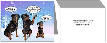 rottweiler gifts rottweiler cards ornaments