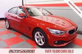 used bmw 4 series cars for sale used bmw 4 series gran coupe for sale in colorado springs co