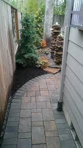 Backyard Walkway Ideas by 153 Best Gardens Side Yards Images On Pinterest Side Yards