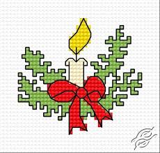 candle cross stitch image result for http www