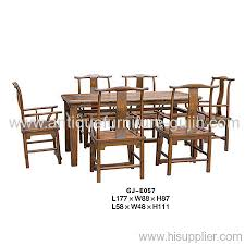 oriental dining room set antique oriental furniture dining table chair manufacturer