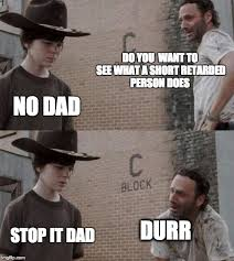 Carl Rick Meme - meme carl 28 images meme carl 28 images walking dead joke carl
