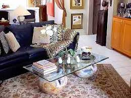 glass coffee table decor facrac coffee table decorating ideas pictures