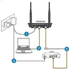 how to setup and configure your wireless router with ip micro center how to set up wifi on an asus rt n12 wireless router