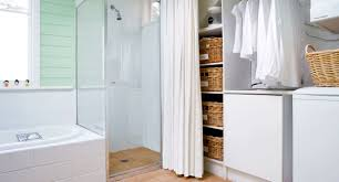 Outdoor Bathrooms Australia When Bathrooms Meet Laundries Home Beautiful Magazine Australia