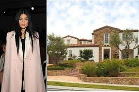 Kylie Jenner Gives Tour Of Kylie Jenner Gives A Tour Or Her Calabasas Home Celebrity Home