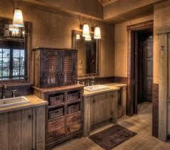 farmhouse style bathroom vanity home vanity decoration