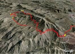 Google Map Phoenix by Mountainbikebill U0027s Mountain Biking Trail Reviews Videos And