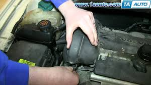 how to diagnose replace volvo engine coolant temperature etc