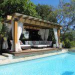Backyard Cabana Ideas Best 20 Above Ground Pool Landscaping Ideas On Pinterest Media