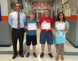 s m ms south marshall middle school announces august students of the