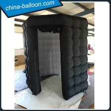 photo booth enclosure black octagon photo booth led photobooth