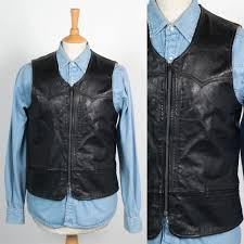 motorbike vest leather motorbike vest custom made biker vest leather vest buy