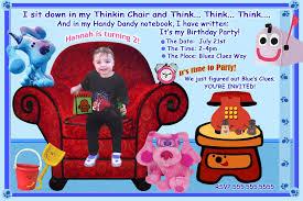 blues clues birthday invitations ideas u2013 bagvania free printable