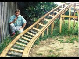 roller coaster for backyard 7 insane roller coasters that ll turn backyards into theme parks