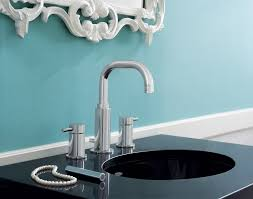 Standard Bathroom Faucets American Standard 2064 801 002 Serin Two Handle Widespread