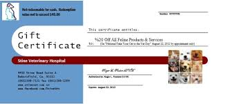 appointment certificate template 60 free gift certificate templates templatehub