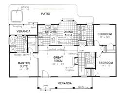 simple 3 bedroom ranch house plans house list disign